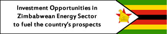 Investment opportunities in Zimbabwean energy sector
